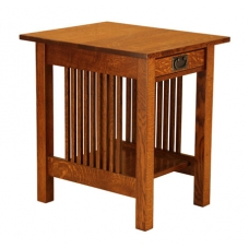 Pasadena Mission End Table