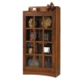 Mission Revival Bookcase