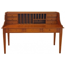 Executive Amish Paymaster Desk