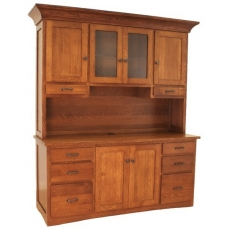 Clearly Amish Newbury Credenza