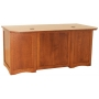 Clearly Amish Newbury Panel Desk