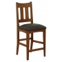 Craftsman Slat Back Bar Stool