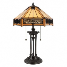 December Lace Table Lamp