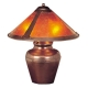 Mica Lamp Co. Traditional Lamp