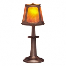 Mica Lamp Co. Buffet Lamp