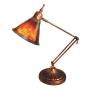 Mica Adjustable Arm Lamp