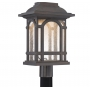 Cathedral Outdoor Post Lantern
