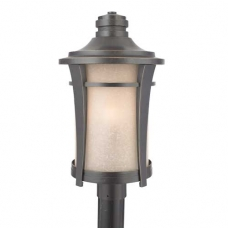Harmony Post Mount Lantern