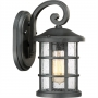 Crusade Lantern Small Black