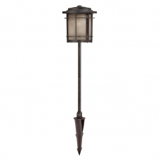Galen Small Post Landscape Lantern