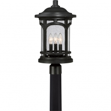 Marblehead Post Light Black
