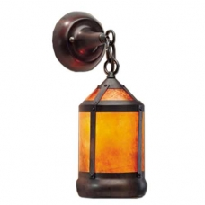 Mica Lamp Co. Lantern