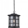 Stonington Hanging Pendant Black