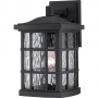 Stonington Lantern Medium Black