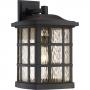 Stonington Lantern Jumbo Black