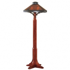 Mica Lamp Co Bungalow Floor Lamp