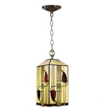 MacIntosh Rose Hanging Lantern