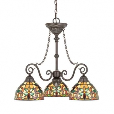 Kami Three Light Chandelier