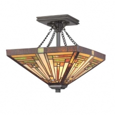 Stephen Semi Flush Fixture
