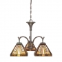 Stephen Three Light Hanging Fixture