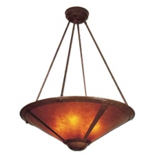 Mica Lamp Co Mesa Chandelier Pendant
