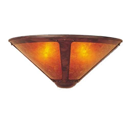 Mica Lamp Co Mesa Wall Sconce
