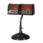 Mission Mica Desk Lamp