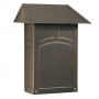 Arroyo Craftsman Evergreen Mail Box
