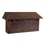 Arroyo Craftsman Evergreen Mail Box Bronze