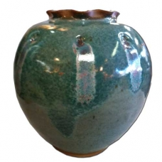 Mission Revival Pottery Vase