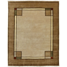 The Ginko Border Rug