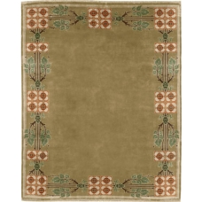 The Darvel Border Rug
