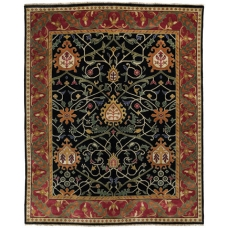 The Black Tree Rug