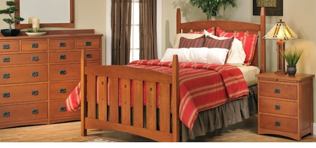 Our Clearly Amish Stillwater Mission Bedroom Collection Offers Amish  Crafted Quality, Classic Craftsman Style At An Excellent Price.